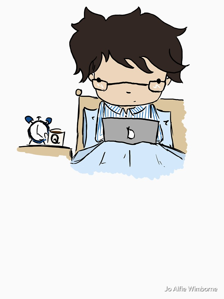Q In Pyjamas (without text) by CapnAlfie