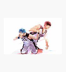 Kuroko no Basket Photographic Print