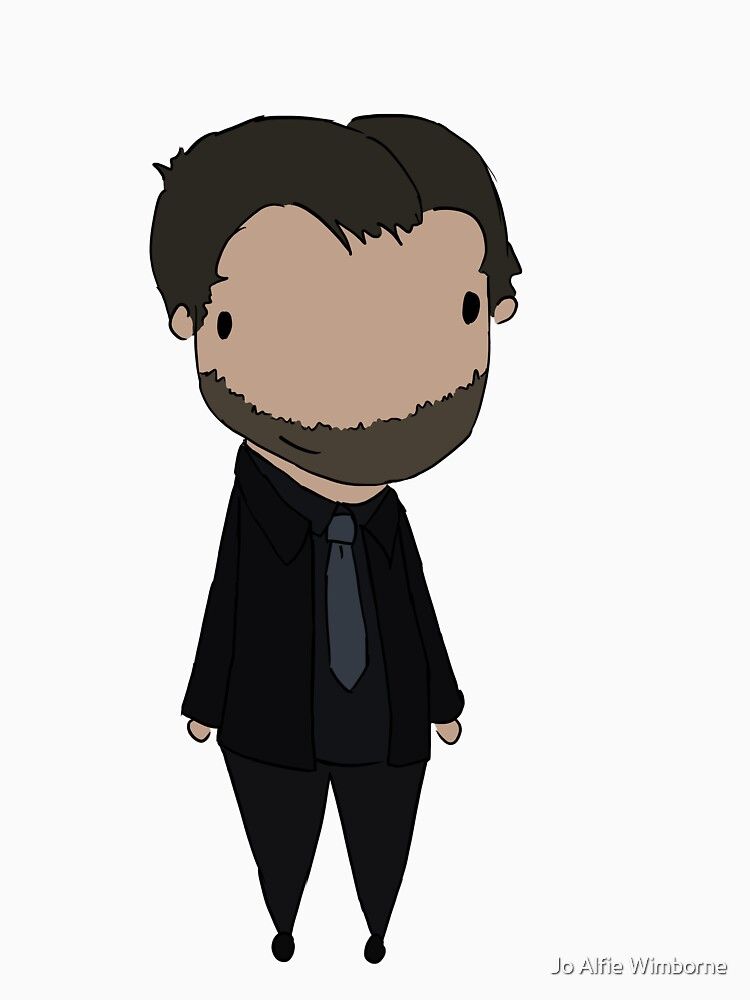 Little Crowley by CapnAlfie