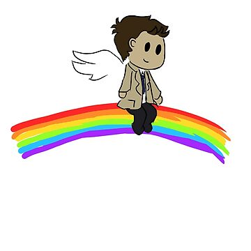 Rainbow Cas by CapnAlfie