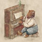 The Pianist by mikekoubou