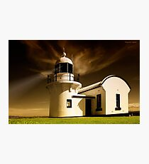 Crowdy Head Lighthouse 00001 Photographic Print