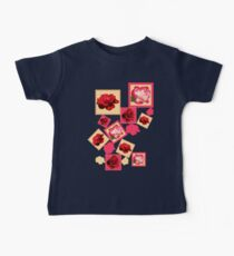 Red Roses Baby Tee