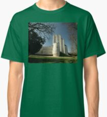 Donjon, Medieval City, Loches, France, Europe 2012 Classic T-Shirt