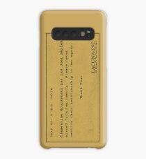 Eternal Sunshine Memory Loss Case/Skin for Samsung Galaxy