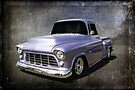 Stepside Chevy by Keith Hawley