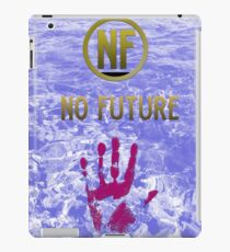 No Future Royalty iPad Case/Skin