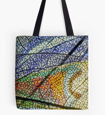 In Mother Nature's Cathedral Tote Bag