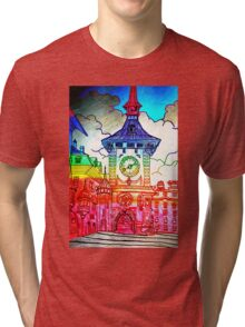 Peaceful Serenity Tri-blend T-Shirt