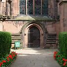 Cathedral Doorway by AnnDixon