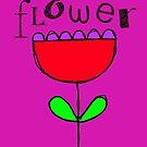 Flower by Wendy Massey