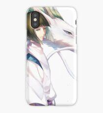 Haku the Dragon  iPhone Case/Skin