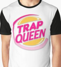 TRAP QUEEN Graphic T-Shirt