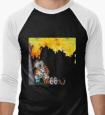 Calvin and Hobbes Under Tree T-Shirt