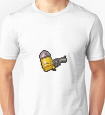 Bullet Kin - Enter the Gungeon Unisex T-Shirt