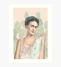 Couture Mexicaine Kunstdruck