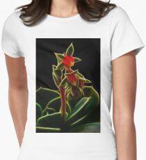 Wild Fractal Buds Of Chaos T-Shirt
