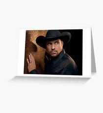 Garth Brooks Greeting Card