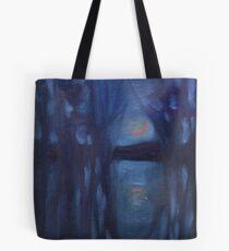 Night blue Tote Bag