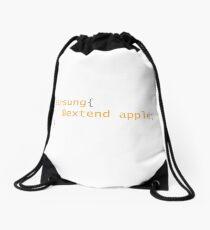 Samsung extend Apple Drawstring Bag