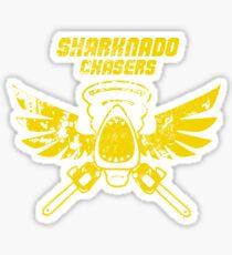 Sharknado Chasers Sticker