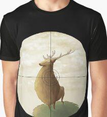 Hunting Graphic T-Shirt