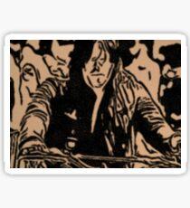 The Walking Dead - Daryl Sticker Sticker