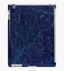 USGS TOPO Map Connecticut CT Gilead 331026 1892 62500 Inverted iPad Case/Skin