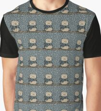 Chilly Owl Graphic T-Shirt