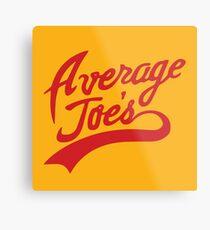 Average Joe's Gymnasium Metal Print