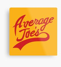 Average Joe's Gymnasium Metal Print
