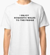 Funny Cool Text Lazy T-Shirt Classic T-Shirt
