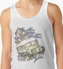 "Into the Wild ""Society"" Tank Top"