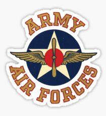 Army Air Forces Emblem  Sticker