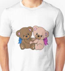 Cute Baby Bears Graphic Unisex T-Shirt