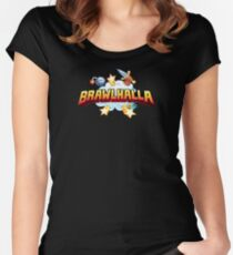 Brawlhalla with Orion Women's Fitted Scoop T-Shirt