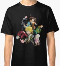 Camiseta clásica The Seven deadly sins