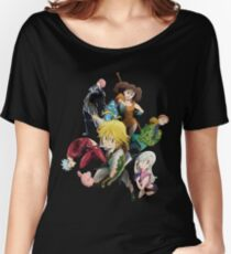 The Seven deadly sins Women's Relaxed Fit T-Shirt