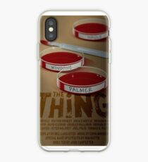 The Thing 1982 horror movie classic iPhone Case