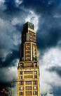 The Perret Tower, Amiens, France (The Candle) by David Carton
