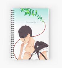 Furiosa - Redemption Spiral Notebook