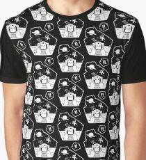 Christobelle Purrlumbus: Oblivious Explorer of Space Graphic T-Shirt