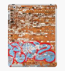 Urban Art (The Writing's on the Wall) iPad Case/Skin