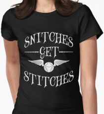 Snitches get stitches 2 T-Shirt
