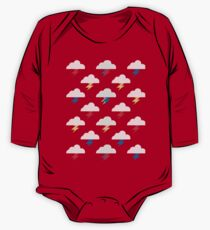 Thunderclouds One Piece - Long Sleeve