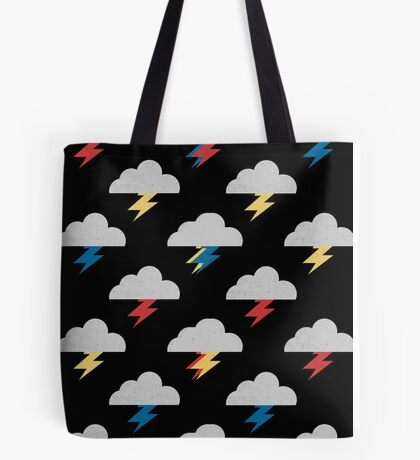 Thunderclouds Tote Bag