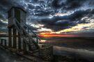 Holy Island Causeway - Refuge by Nigel Bangert