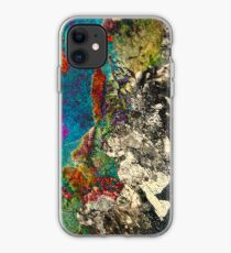 Hidden Monsters iPhone Case