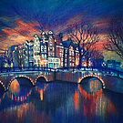 Amsterdam by illustore