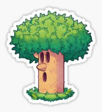 Whispy Woods Sticker
